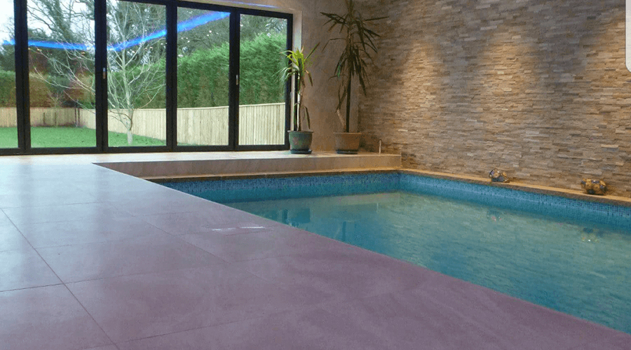 Indoor Pool Tiles